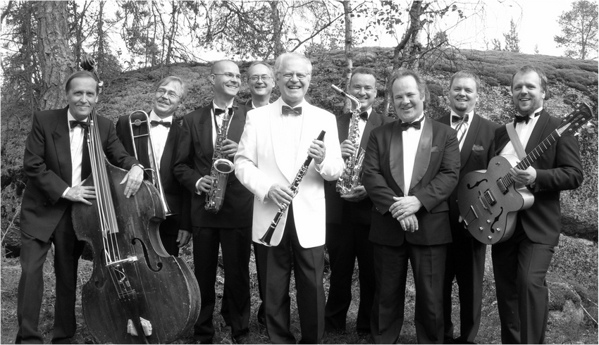 Pentti Lasanen Big Swing Orchestra